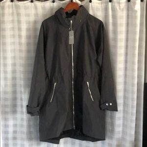 NWT Athleta Misty Jacket Water Resistant Rain Coat